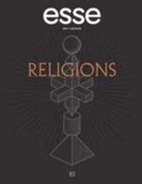 Sylvette Babin et Boris Groys - esse arts + opinions. No. 83, Hiver 2015 - Religions.