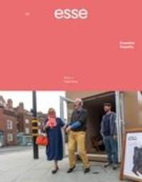 Sylvette Babin et Westrey Page - esse arts + opinions  : esse arts + opinions. No. 95, Hiver 2019 - Empathie.