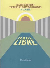 Sylvette Botella-Gaudichon - Nage libre - Les artistes de Becraft s'inspirent des collections permanentes de la Piscine.