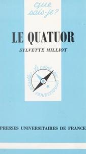 Sylvette Milliot et Marcelle Benoit - Le quatuor.