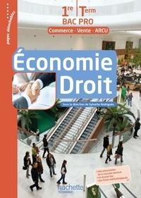 Accentsonline.fr Economie Droit 1re Tle Bac Pro Commerce Vente ARCU - Livre de l'élève Image
