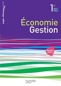 Sylvette Rodriguès et Corinne Dervaux-Variot - Economie-gestion 1re BAC PRO.