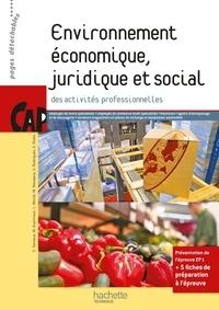 Sylvette Rodriguès - Environnement économique, juridique et social des activités professionnelles.