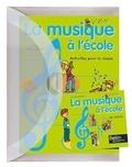 Sylvia Avrand-Margot - La musique à l'école cycle 3 - Activités pour la classe. 1 CD audio
