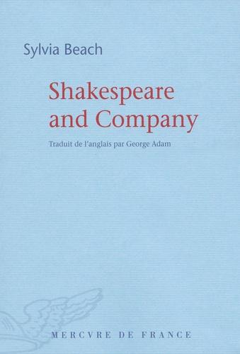 Sylvia Beach - Shakespeare and Company.