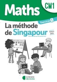 Sylvia Caira et Chantal Kritter - Méthode de Singapour CM1 (2021) - Pack de cahiers d'exercices 1 : Pratique autonome - 2021.
