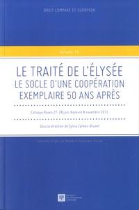 Le Traité de lElysée - Le socle dune coopération exemplaire 50 ans après.pdf