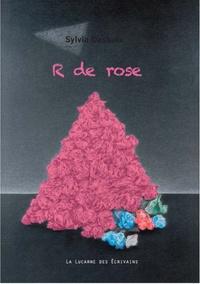 Sylvia Desbois - R de rose.