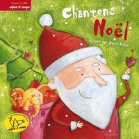 Sylvia Dupuis - Chantons Noël. 1 CD audio