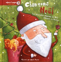 Sylvia Dupuis - Chantons Noël. 1 CD audio
