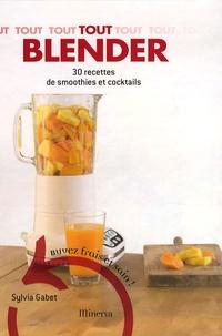 Blackclover.fr Tout Blender - 30 Recettes de Smoothies et Cocktails Image