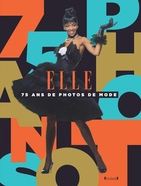 Sylvia Jorif - Elle - 75 ans de photos de mode.