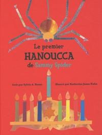 Sylvia Rouss - Le premier Hanoucca de Sammy Spider - Les couleurs et les nombres.