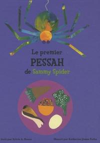 Sylvia Rouss - Le premier Pessah de Sammy Spider - Les formes.