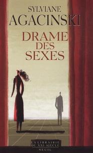 Sylviane Agacinski - Drame des sexes - Ibsen, Strindberg, Bergman.