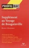 Sylviane Albertan-Coppola - Profil - Diderot : Supplément au voyage de Bougainville - Analyse littéraire de l'oeuvre.