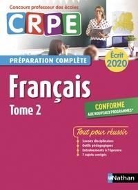 Sylviane Baudelle et Catherine Christin - Français écrit CRPE - Tome 2.