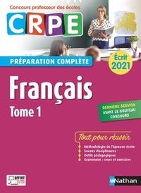 Sylviane Baudelle - Français Préparation complète Ecrit - Tome 1.