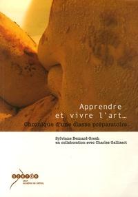 Apprendre et vivre lart... - Chronique dune classe préparatoire.pdf