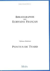 Sylviane Bokdam - Pontus de Tyard.