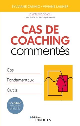 Cas de coaching commentés - 9782212438109 - 14,99 €