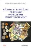 Sylviane Guillaumont Jeanneney - Régimes et stratégies de change dans les pays en développement.