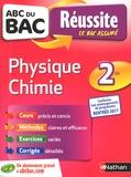 Sylviane Lafitte et Geneviève Ponsonnet - Physique-Chimie 2de.