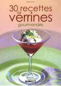 Galabria.be 30 Recettes de verrines gourmandes Image
