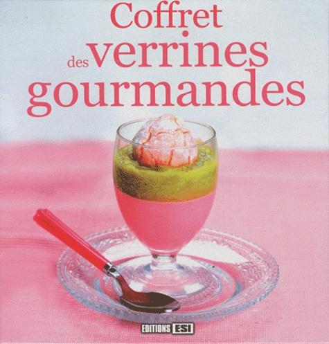 Sylvie Aï-Ali - Coffret des verrines gourmandes.