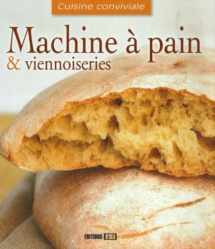 Sylvie Aï-Ali - Machine à pain et viennoiseries.