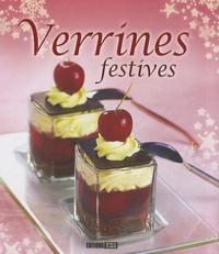 Sylvie Aï-Ali et Olivia Lancaster - Verrines festives.