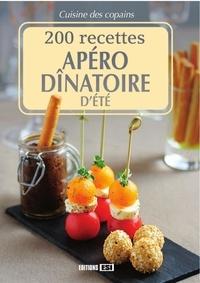Sylvie Aït-Ali - 200 recettes apéro dînatoire d'été.