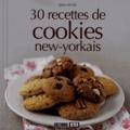 Sylvie Aït-Ali - 30 recettes de cookies new-yorkais.