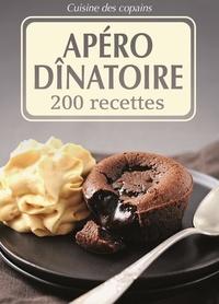 Sylvie Aït-Ali - Apéro dinatoire - 200 recettes.