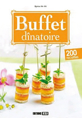 Sylvie Aït-Ali - Buffet dînatoire.