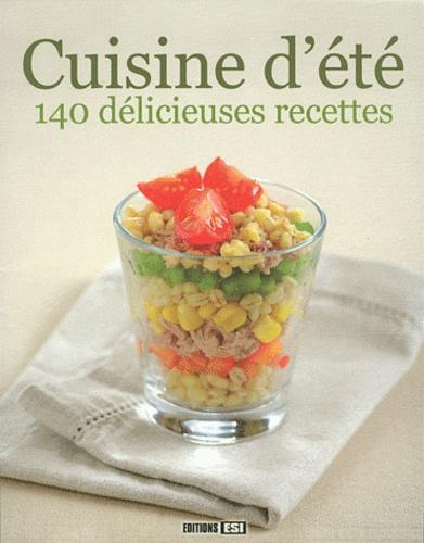 Sylvie Aït-Ali - Cuisine d'été - 140 délicieuses recettes.