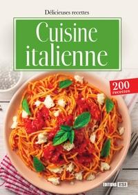 Sylvie Aït-Ali - La cuisine italienne.
