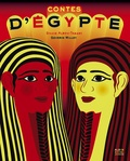 Sylvie Albou-Tabart et Séverin Millet - Contes d'Egypte.