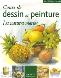 Sylvie Albou-Tabart et Isabelle Arslanian - Cours de dessin et peinture - Les natures mortes.