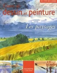 Sylvie Albou-Tabart et Isabelle Arslanian - Cours de dessin et peinture - Les paysages.