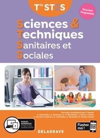 Sylvie Alexandre et Cindy Baudron - Sciences & techniques sanitaires et sociales Tle ST2S - Manuel élève.