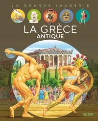 Sylvie Allemand-Baussier et Giampietro Costa - Les Grecs de l'Antiquité.
