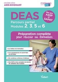 Sylvie Ameline et Muriel Levannier - DEAS, parcours partiel, modules 2, 3, 5 et 6 - Bac pro ASSP et SAPAT.