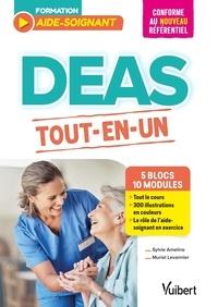 Sylvie Ameline et Muriel Levannier - DEAS tout-en-un.