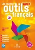Sylvie Aminta et Alice Helbling - Français CE1 cycle 2 Les nouveaux outils pour le français.