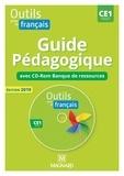 Sylvie Aminta et Alice Helbling - Français CE1 Cycle 2 Outils pour le français - Guide pédagogique. 1 Cédérom
