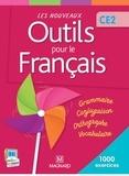 Sylvie Aminta et Alice Helbling - Français CE2 - Les nouveaux outils pour le français : 1000 exercices, Livre de l'élève.
