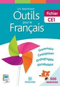 Sylvie Aminta et Alice Helbling - Les nouveaux outils pour le français CE1 - Fichier élève.