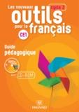 Sylvie Aminta et Alice Helbling - Les nouveaux outils pour le français CE1 - Guide pédagogique. 1 Cédérom