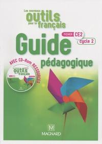Sylvie Aminta et Alice Helbling - Les nouveaux outils pour le français CE2 cycle 2 - Guide pédagogique. 1 Cédérom